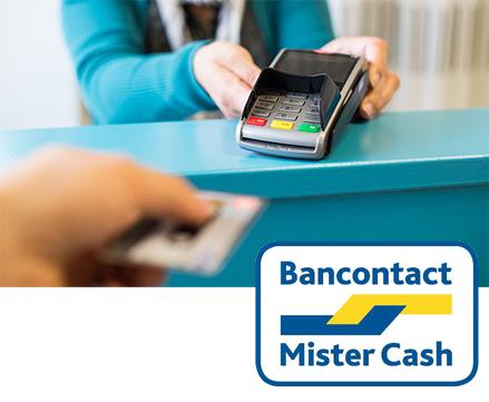 Bancontact terminal