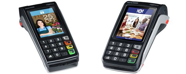 Ingenico vaste en mobiele betaalterminals