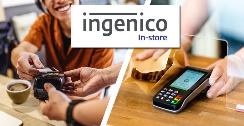 Ingenico In-store betaalterminals