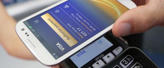 Contactloos betalen: smartphone