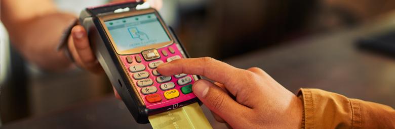 Mobiele betaalterminals